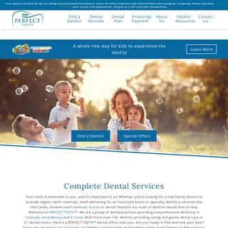 Perfect Teeth - NM, AZ, CO Dentists - Discount Dental Plans
