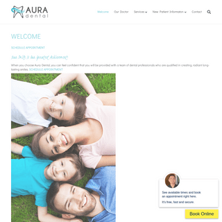 Aura Dental – Your smile is our greatest achievement!