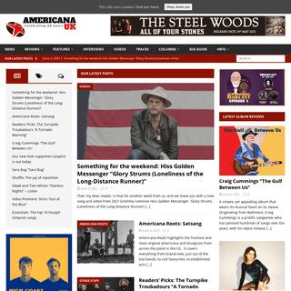 Americana UK – the UK home for americana music