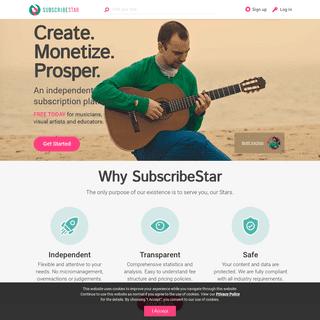 SubscribeStar