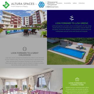 Altura Primavista - Luxury Apartments at Dabolim, Goa