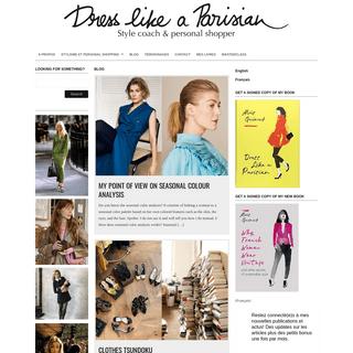 Personal Shopper Paris - Dress like a Parisian -