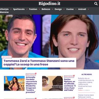 Bigodino - Il tuo magazine al Femminile
