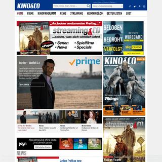 Kinofilme- Die ganze Welt des Films erleben - KINO&CO