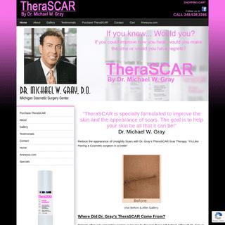 Home - TheraSCAR - TheraSCAR