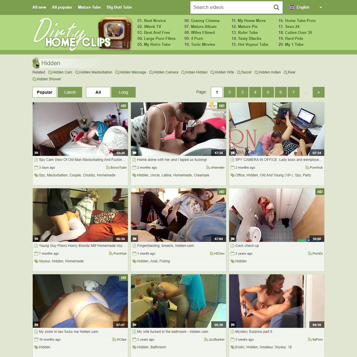 Hidden- 25948 videos. Dirty Home Clips.