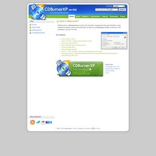 CDBurnerXP- Free CD and DVD burning software