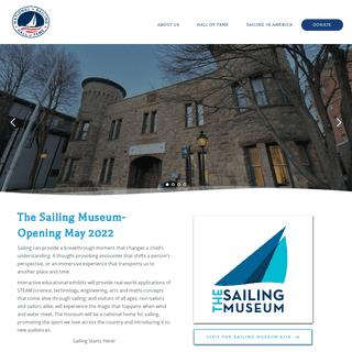 Home - National Sailing Hall of Fame