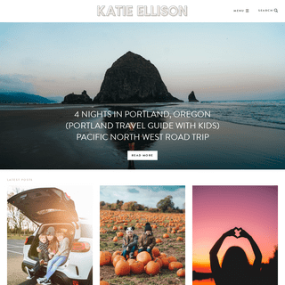 Katie Ellison - A multi award winning family travel and lifestyle blog capturing our ordinary moments, adventures and everything