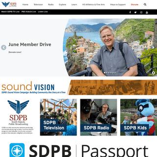 South Dakota Public Broadcasting - SDPB - NPR - PBS