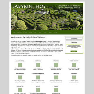 Labyrinthos Homepage