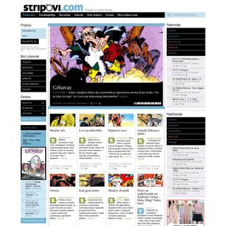www.stripovi.com - Prozor u svijet stripa