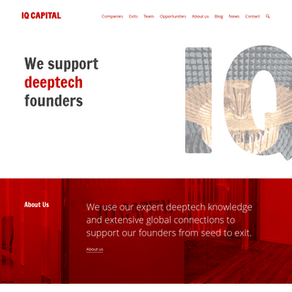 IQ Capital - IQ Capital