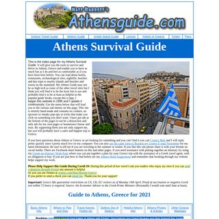 Athens, Greece Survival Guide