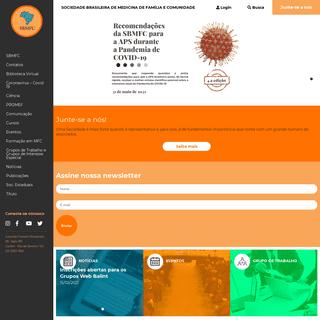 SBMFC - Sociedade Brasileira de Medicina de Família e Comunidade