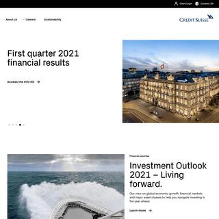 Canada - Credit Suisse