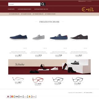 C-NIT - Exklusive Pop Schuhe Interactive billig - so lange, wie 50- Rabatt Gläser - Männer und Frauen Förderung