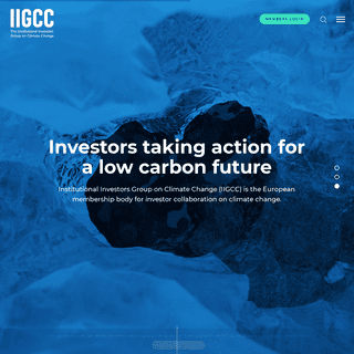 IIGCC – The Institutional Investors Group on Climate Change