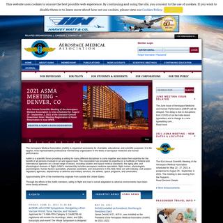 AsMA - Aerospace Medical Association