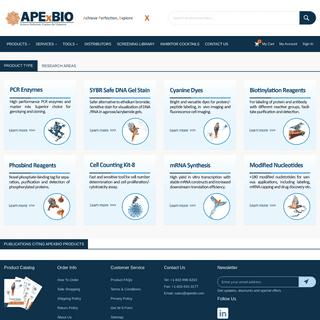 APExBIO - Achieve Perfection, Explore the Unknown