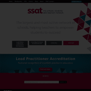 SSAT - The Schools, Students and Teachers network