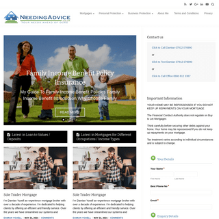 Mortgage Broker - Mortgage Adviser - Your Needs Ahead of Ours - Whole of Market Mortgage Brokers