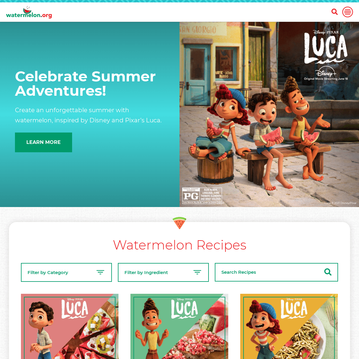 Welcome to Watermelon.org