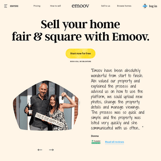 Emoov - Online Estate Agents - Move with confidence
