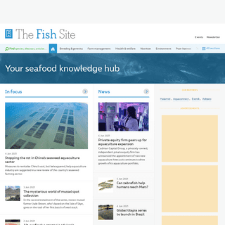 The Fish Site - Your seafood knowledge hub
