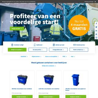 Renewi- Een toonaangevend waste-to-product bedrijf