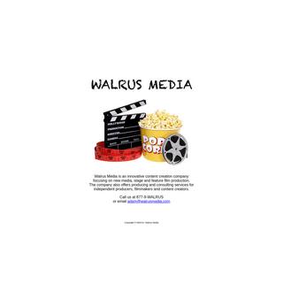Walrus Media