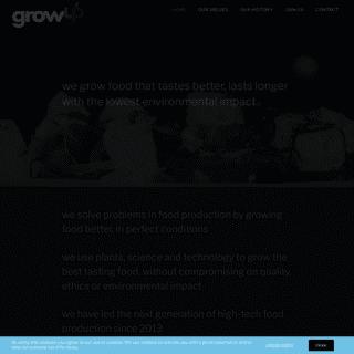home - Grow Up Farms