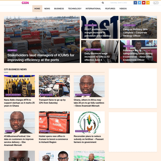 Citi Business News – Business news, analysis, articles, reports and more from Ghana