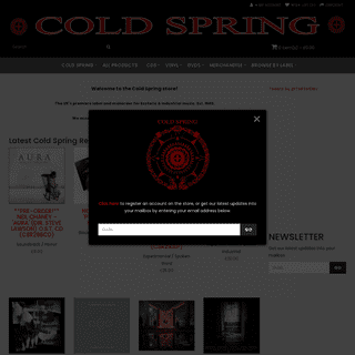 Cold Spring Records