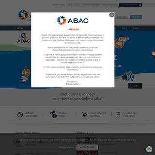 Associação Brasileira de Administradoras de Consórcios - ABAC