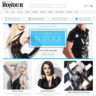 Honour - Honour Clothing - Honour Online Shop