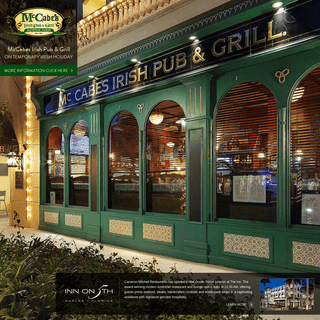 McCabe`s Irish Pub and Grill - Naples` Favorite Watering Hole