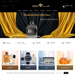 Alezz Store – The Shopping Paradise