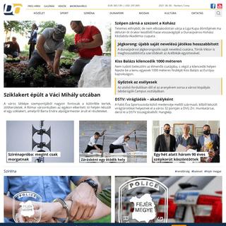 Dunaújváros Online - A Dunántúl messze legjobb online újságja...