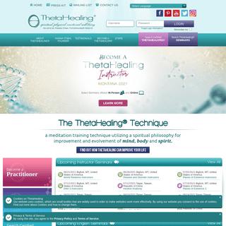 ThetaHealing - Theta Healing - Vianna Stibal
