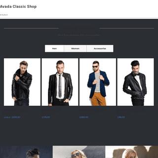 Avada Classic Shop – dikukuli