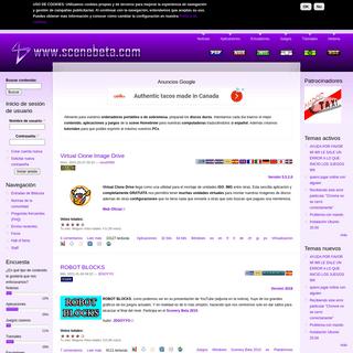 www.SceneBeta.com - Tu comunidad de Scene Homebrew PC (Windows, Linux & Mac)