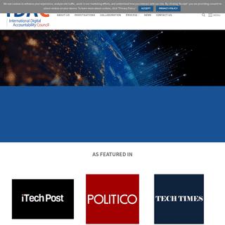 International Digital Accountability Council – International Digital Accountability Council
