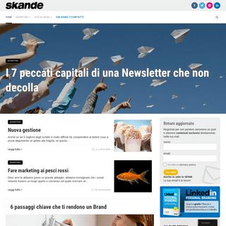 Riccardo Scandellari - Digital Marketing