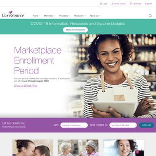 CareSource - Health Care with Heart