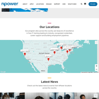 NPower - Launching Tech Careers. Transforming Lives.