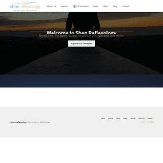 shen reflexology – the de-stress destination