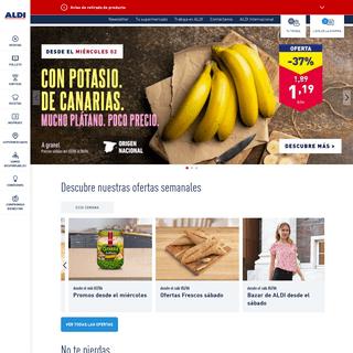 ALDI Supermercados - Calidad al Mejor Precio