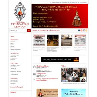Paróquia Menino Jesus de Praga