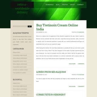 Buy Retin-A (Tretinoin) Cream & Gel